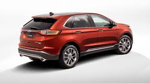 new ford cars ford edge 2015 pictures of new european suv by car magazine
