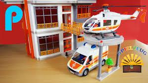 K Heneinrichtung Kaufen Hubschrauber Landeplatz Kinderklinik 6445 Playmobil City Life
