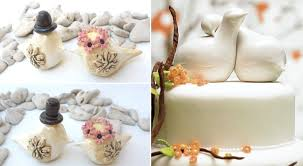 birds wedding cake toppers wedding cake toppers birds etsy
