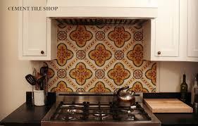 other kitchen rees kitchen after new mexican tile backsplash
