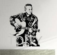 popular celebrity wall murals buy cheap celebrity wall murals lots tommy emmanuel wall decal australian maton guitar vinyl sticker celebrity art decor bar studio club home