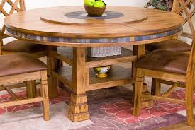 Round Dining Table For 8 With Lazy Susan Amazon Com Sedona Table Kitchen U0026 Dining
