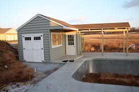 pool house foxscountrysheds s blog custom poolhouse built on site by fox s country sheds