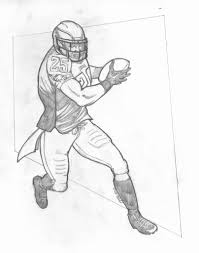 eagles football coloring pages virtren com