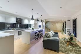 Kitchen Designs Brisbane by Stunning Contemporary Brisbane Kitchen Just Wardrobes U0026 Storage