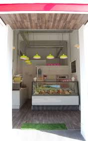 modern clean ice cream store pinterest modern retail and