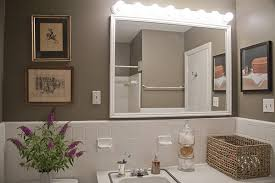 Simple Inexpensive Bathroom Makeover For Renters - Easy bathroom makeover ideas
