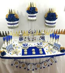 royal prince baby shower favors royal prince baby shower candy buffet cake centerpiece with
