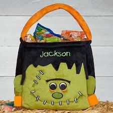 personalized trick or treat bags trick or treat bags for kids popsugar