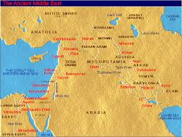 middle east map moses time free bible maps free bible maps studies free bible maps and