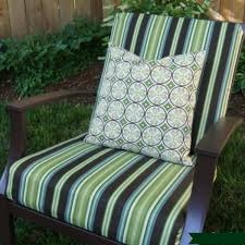 Diy Patio Cushions Outdoor Cushion Covers By Confessions Of A Serial Do It Yourselfer