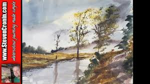 3584 Best Color And Paint by Lake District Watercolour Painting From A Photograph Youtube