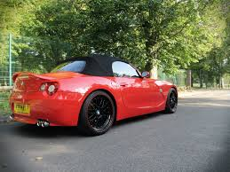 bmw z4 2004 red image 362