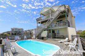 vacation rental outer banks rentals southern shores realty