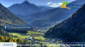 gästehaus waldesrand sölden hotels austria youtube