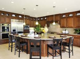 curved kitchen island designs kitchen island work surfaces octagon island how to decorate a