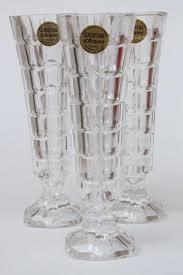 Crystal Flower Vases Vintage Vases U0026 Planters