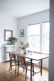 White Mid Century Dining Table 191 Best Dining Room Images On Pinterest Dining Room Kitchen
