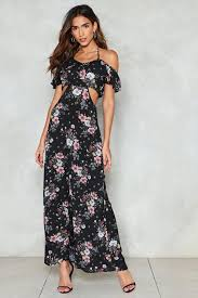 growing on me floral maxi dress shop clothes at nasty gal