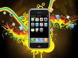 design iphone vector design iphone wallpapers hd wallpapers