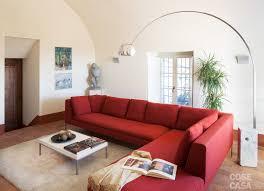 tappezzeria pareti casa una casa con ambienti moderni a sfondo rustico mattoni rustico