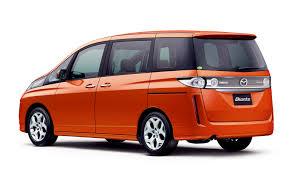 mazda new van mazda releases all new biante minivan
