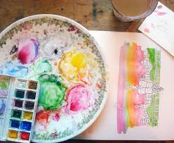 easy watercolor ideas for any skill level