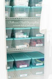 best ideas about bathroom closet organization pinterest bathroom organizing doesn have pricey ton work love