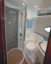 Tiny House Bathroom Ideas by Small Bathroom The Interior Is Small And Cozy Boat Interior Design