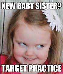 Little Sister Meme - 20 totally funny sister memes we can all relate to sayingimages com