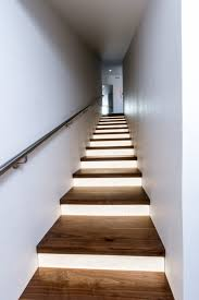 stair riser lights indoor home design ideas and pictures