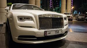 roll royce brasil a rare license plate number can fetch 900 000 in qatar vice