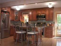 Kitchen Cabinets New York Brown Kitchen Cabinets Sienna Door Style Kitchen Cabinet