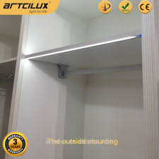 led kitchen strip lights dimmer proximity switch led wardrobe cabinet kitchen strip light