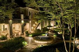 Outdoor Landscaping Lighting Dfw San Antonio Expert Landscape Lighting Services