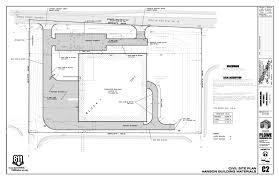 hanson builders building bunker lake boulevard current site plan