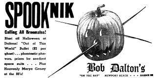 o c history roundup sputnik comes to laguna beach for halloween