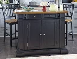 distressed black kitchen island home styles 5003 948 kitchen island with stool black