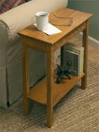 Chair Side Table Chairside Table Small End Table With Storage Manchester Wood