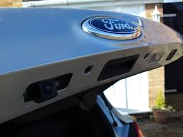 retro fitted reversing camera u0026 7