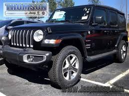 fiat jeep wrangler new 2018 jeep wrangler unlimited sahara sport utility in thomson