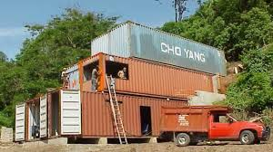 shipping container house mexico youtube