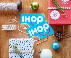 ihop gift cards ihop free 5 coupon when you buy a 25 gift card in restaurant