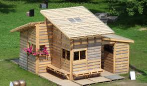How To Build A Shed Out Of Wooden Pallets by 12 Awesome Homes Built With Recycled Material Including A Man