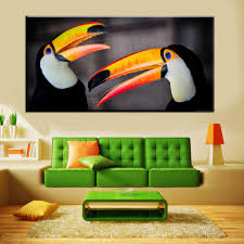 Livingroom Paintings Popular Toucan Painting Buy Cheap Toucan Painting Lots From China