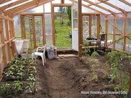 Garden Greenhouse Ideas Build Garden Greenhouse Wood Frame Greenhouse Design