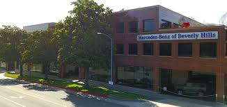 beverly collision center luxury auto dealership ca mercedes of beverly