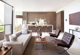 Family Room Design With Brown Leather Sofa Living Room Divine Family Room Decoration Using Square White Wood