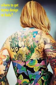 simple steps on how to design your own tattoo for free stylish walks