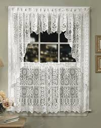 lovely country swag curtains and no sew landscape burlap swag